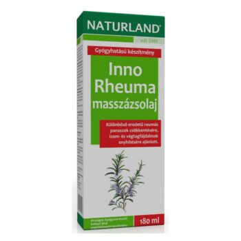 Naturland inno-reuma masszázsolaj - 180 ml