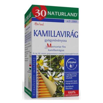 Naturland kamilla tea - 20 filter/doboz