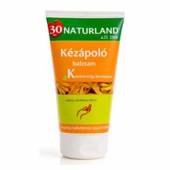 Naturland körömvirágos kézápló balzsam - 120 ml