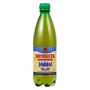 Kombucha Jódos koncentrátum - 500 ml