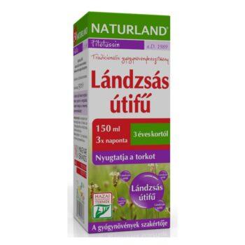 Naturland lándzsás útifű szirup - 150ml