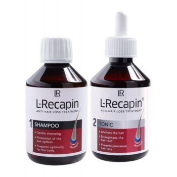 LR L-Recapin Sampon + Tonic - 2x200ml