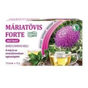Dr. Chen instant máriatövis forte tea - 15 filter