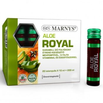 Marnys Aloe Royal ivóampulla - 20x10ml