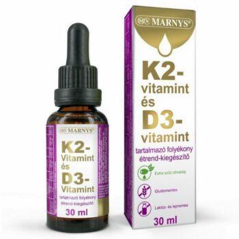 Marnys K2+D3-vitamin csepp - 30ml
