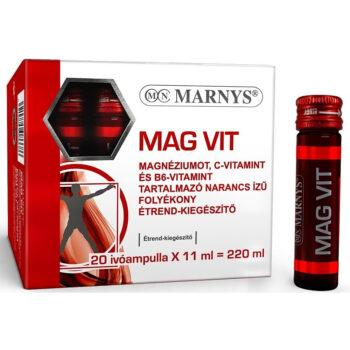 Marnys Mag Vit ivóampulla - 20x11ml