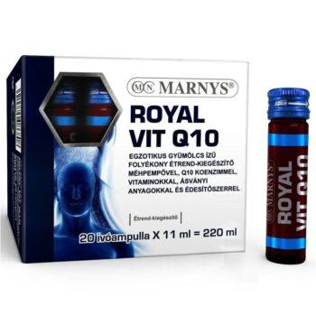 Marnys Royal Vit Q10 ivóampulla - 20x11ml