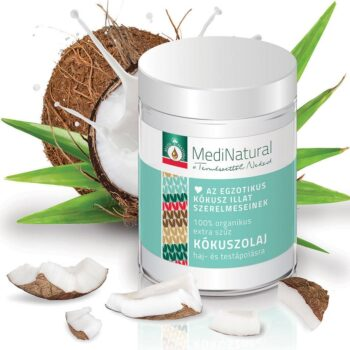 Medinatural Bio extra szűz kókuszolaj - 100ml