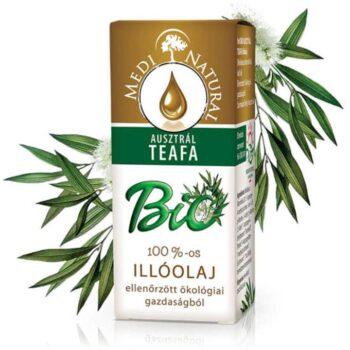Medinatural bio illóolaj ausztrál teafa - 5ml