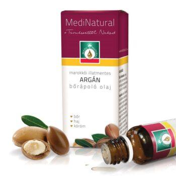 Medinatural bőrápoló olaj argán - 20ml