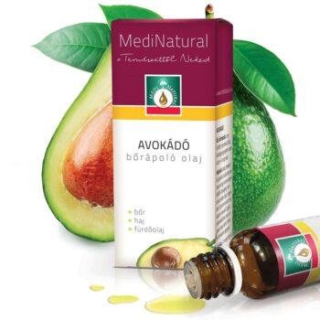 Medinatural bőrápoló olaj avokádó - 20ml