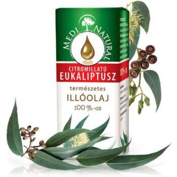 Medinatural illóolaj citromos eukaliptus - 10ml