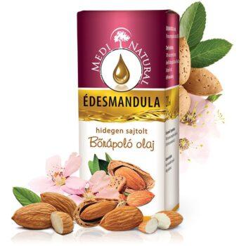 Medinatural bőrápoló olaj édesmandula - 20ml