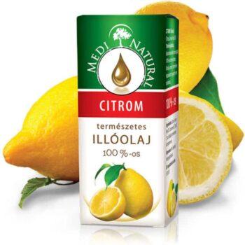 Medinatural illóolaj citrom - 10ml