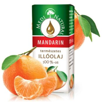 Medinatural illóolaj mandarin - 10ml