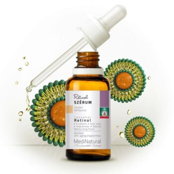 Medinatural retinol szérum - 30ml