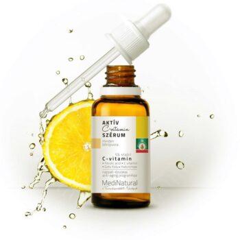 Medinatural Aktív C-vitamin szérum - 30ml