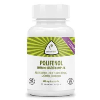 Mentalfitol Polifenol Immunerősítő Komplex kapszula - 60db