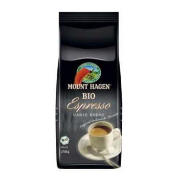 Mount Hagen bio espresso szemes kávé - 250g