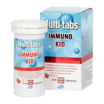 Multi-Tabs Immuno Kid tabletta - 30db