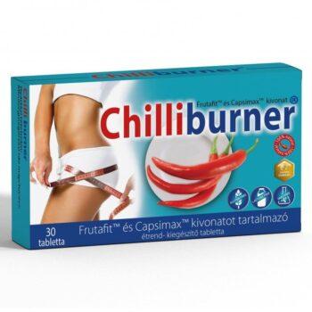 Natur Tanya Chilliburner zsírégető tabletta - 30db