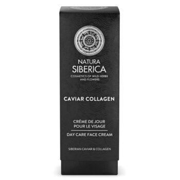 Natura Siberica Caviar Collagen nappali krém - 30ml
