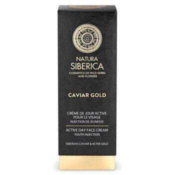 Natura Siberica Caviar Gold fiatalító nappali arckrém - 30ml