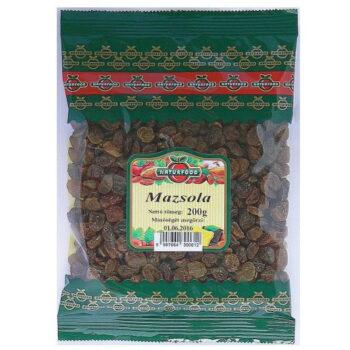 Naturfood Mazsola - 200 g