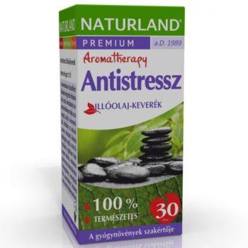 Naturland Antistressz illóolaj - 10ml