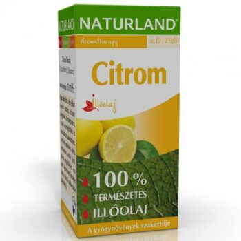 Naturland Citrom illóolaj - 10ml
