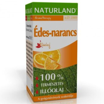 Naturland Édes-narancs illóolaj - 10ml