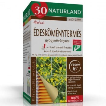 Naturland Édesköménytermés tea - 25 filter