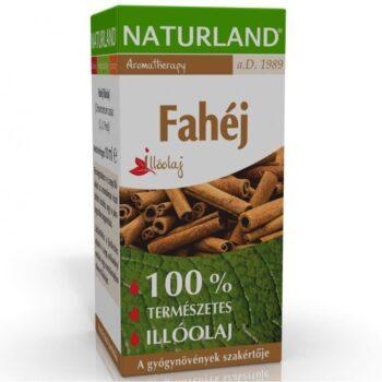 Naturland Fahéj illóolaj - 10ml
