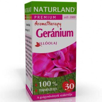 Naturland Geránium illóolaj - 10ml