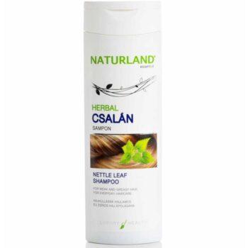 Naturland Herbál Csalán regeneráló sampon - 200ml