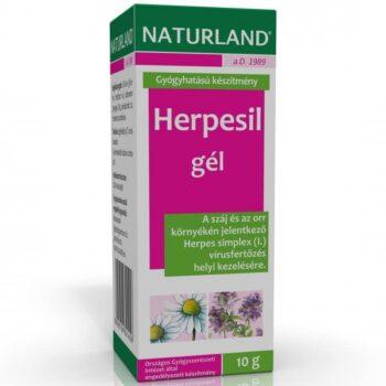 Naturland Herpesil gél - 10g