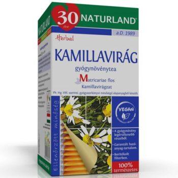 Naturland kamilla tea Extra - 20 filter