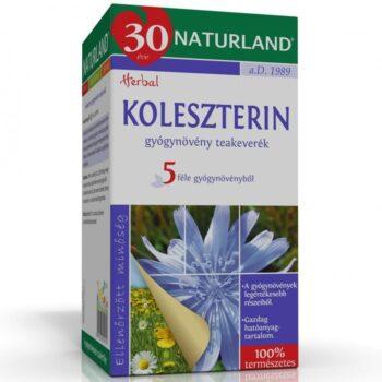 Naturland Koleszterin tea - 20 filter