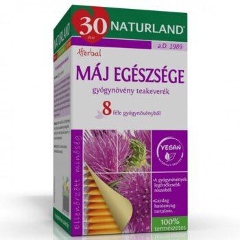 Naturland Máj egészsége tea - 25 filter