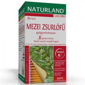 Naturland Mezei zsurlófű tea - 25 filter