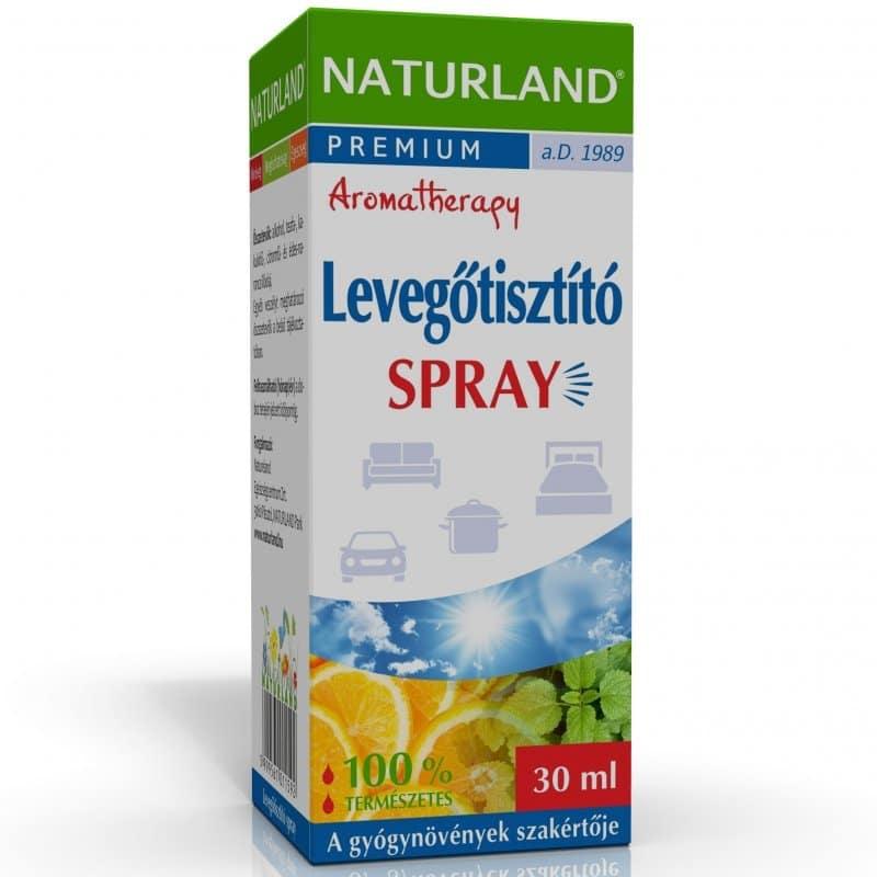 Naturland Prémium Levegőtisztító spray - 30ml
