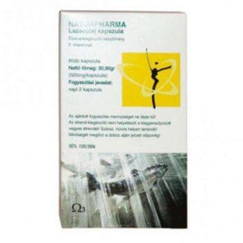 Naturpharma lazacolaj kapszula - 60 db