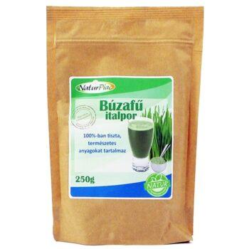 NaturPiac búzafű italpor - 250g