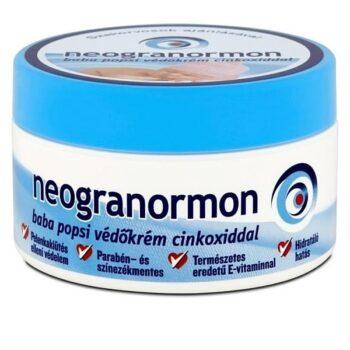 Neogranormon Védőkrém cinkoxiddal - 100ml