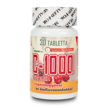 Netamin C-1000mg C-vitamin tabletta - 30db