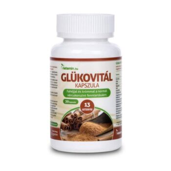 Netamin GlükoVitál kapszula - 30db