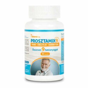Netamin Prosztamix9 kapszula - 60db
