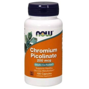 Now Chromium Picolinate kapszula - 100db