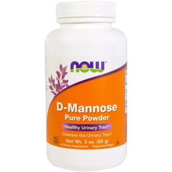 Now D-Mannose Powder - 85g