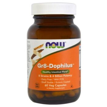 Now Gr8-Dophilus kapszula - 60db